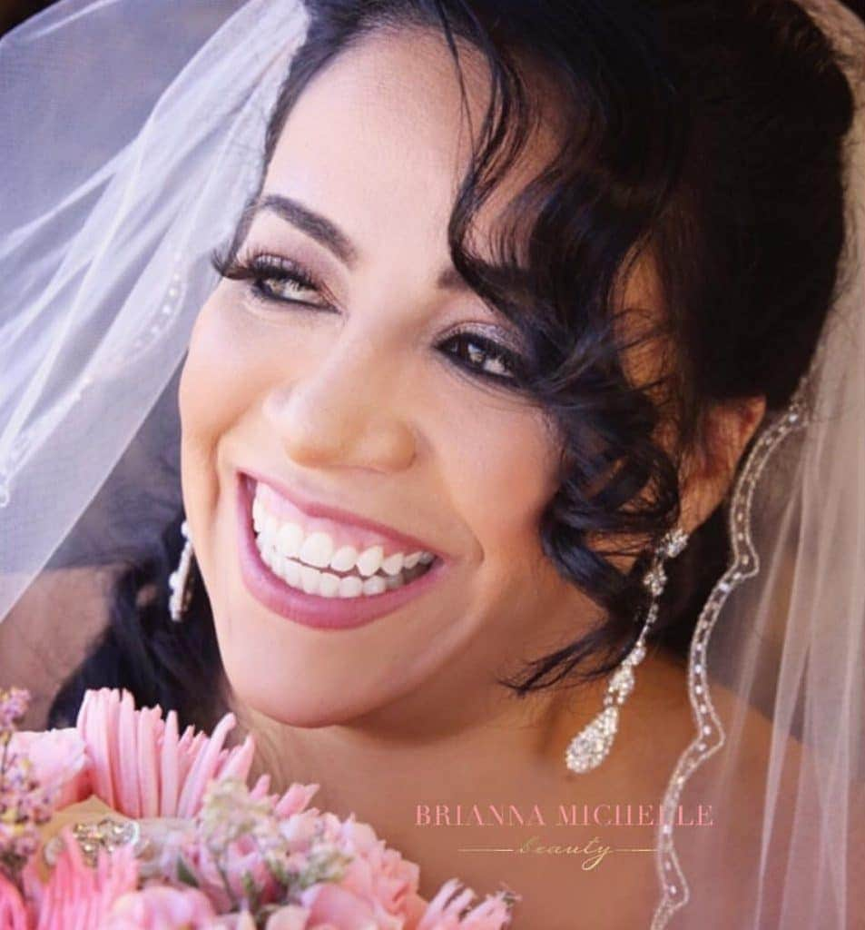 las vegas bridal makeup artist