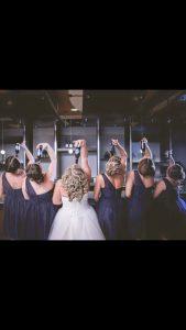 las vegas wedding hair tips