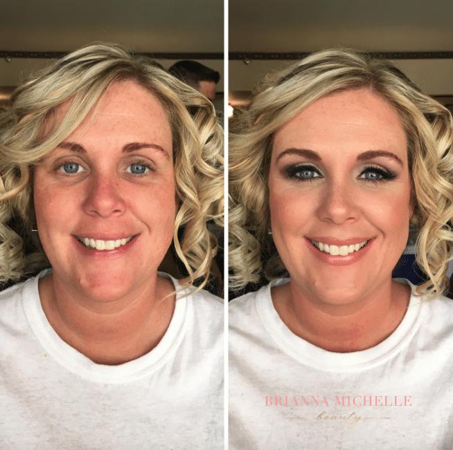 las Vegas airbrush Makeup