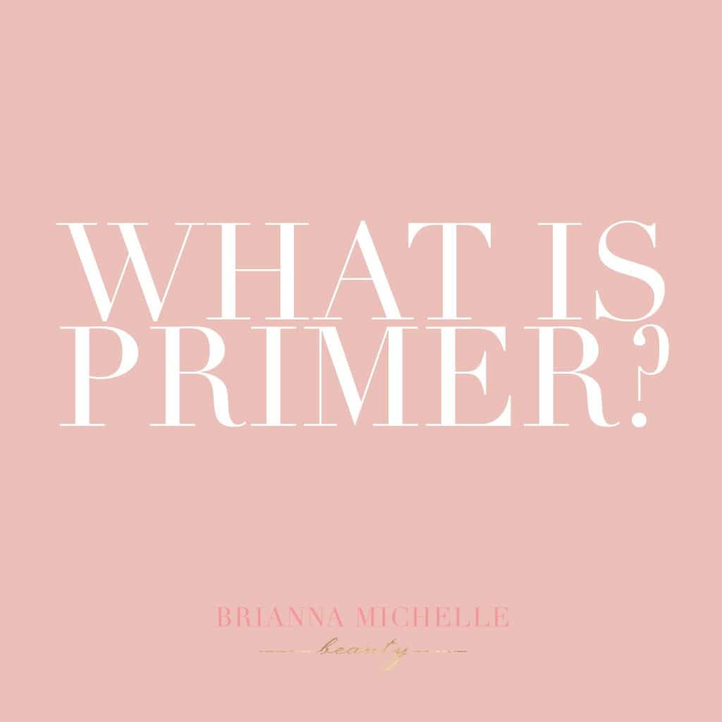 what is primer