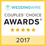 Brianna Michelle Beauty WeddingWire Couple's Choice Award 2017