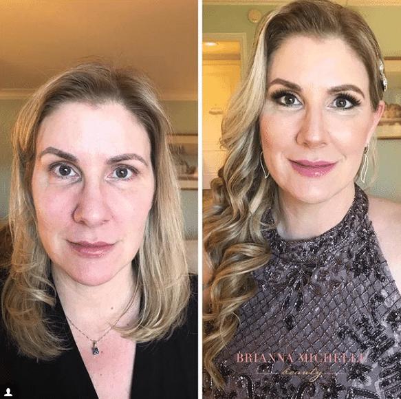 las vegas makeup lessons brianna michelle beauty