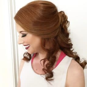 las vegas bridal hair tips