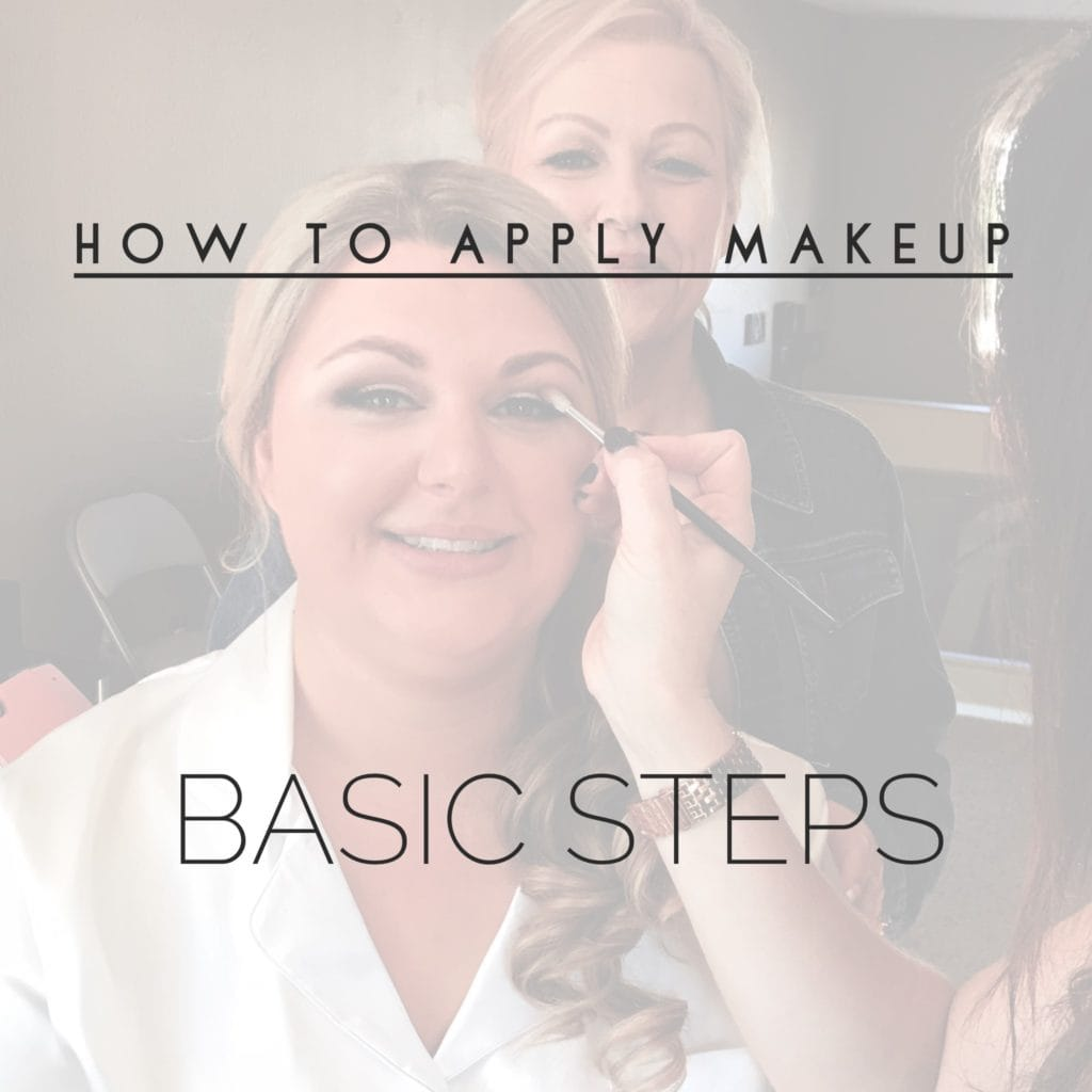 how to apply makeup www.briannamichellebeauty.com