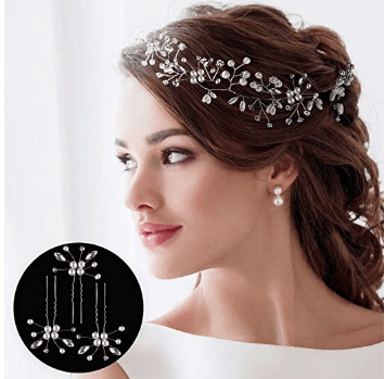 wedding hair accessories brianna michelle beauty