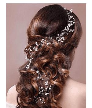 wedding hair accessories brianna michele beauty