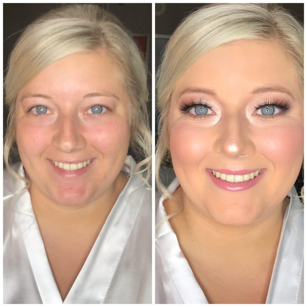 Las Vegas Wedding Makeup Artist www.briannamichellebeauty.com